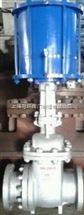 PZ641H氣動排渣閘閥