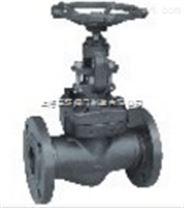 Z41Y鍛鋼法蘭截止閥