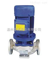 永嘉IHG型不鏽鋼管道泵批發