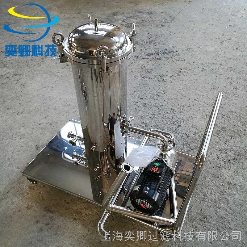 上海移動小推車過濾器