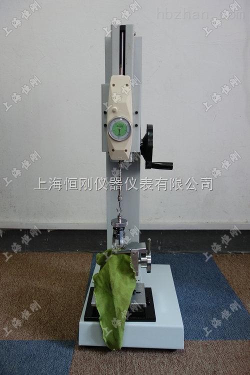 200N以内的立式背包纽扣拉力检测机