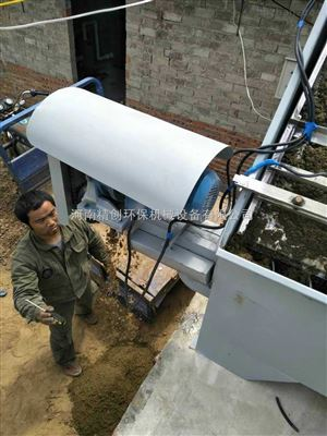 JC-40DP水泡糞固液分離機