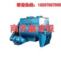 卧式混合机雷竞技官网app厂家:高效双轴浆叶式混合机(无重力粒子搅拌机)