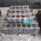 日照市20kg25kg电梯配重标准铸铁砝码价钱