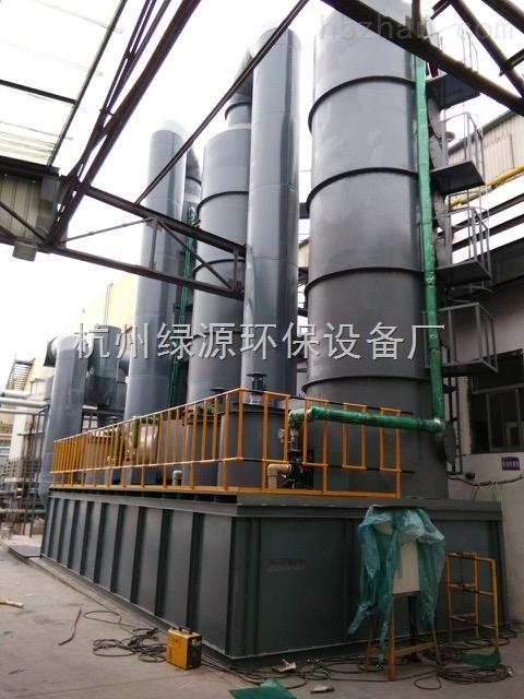 压铸机轮毂烟气除尘净化设备