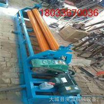 河北庚洪電動卷板機 管道鐵皮卷圓機 廠家直銷