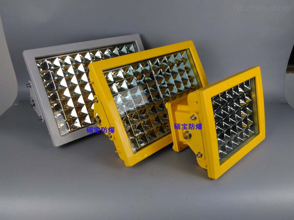 100WLED防爆灯 LED防爆投光灯100Wled防爆泛光灯