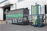 安徽芜湖加压溶气气浮机运行前的准备和检查