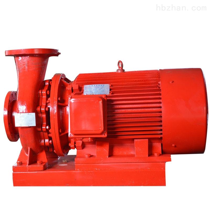 XBD-W卧式消防泵