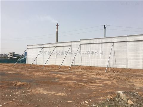陇南小区声屏障 甘肃厂区隔声墙
