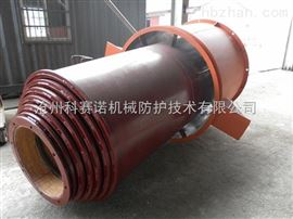 散装机钢制下料管耐磨耐用