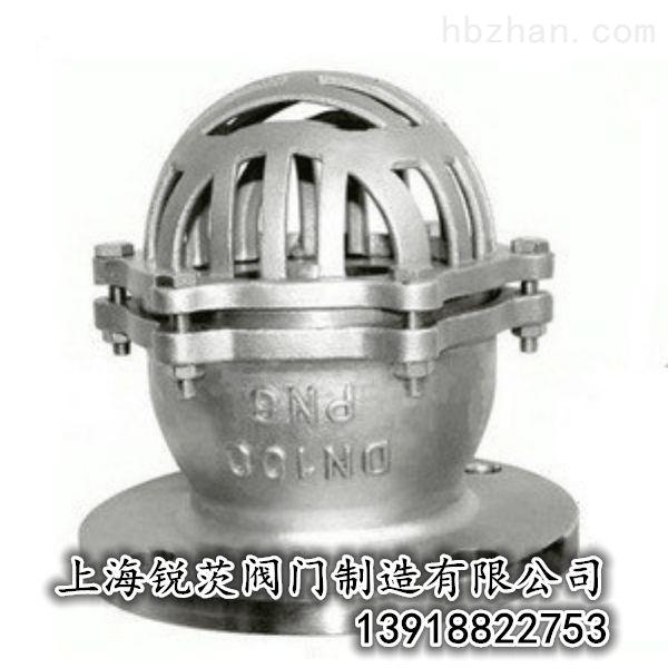 > h42x升降式底阀,上海沪工阀门止回阀图片
