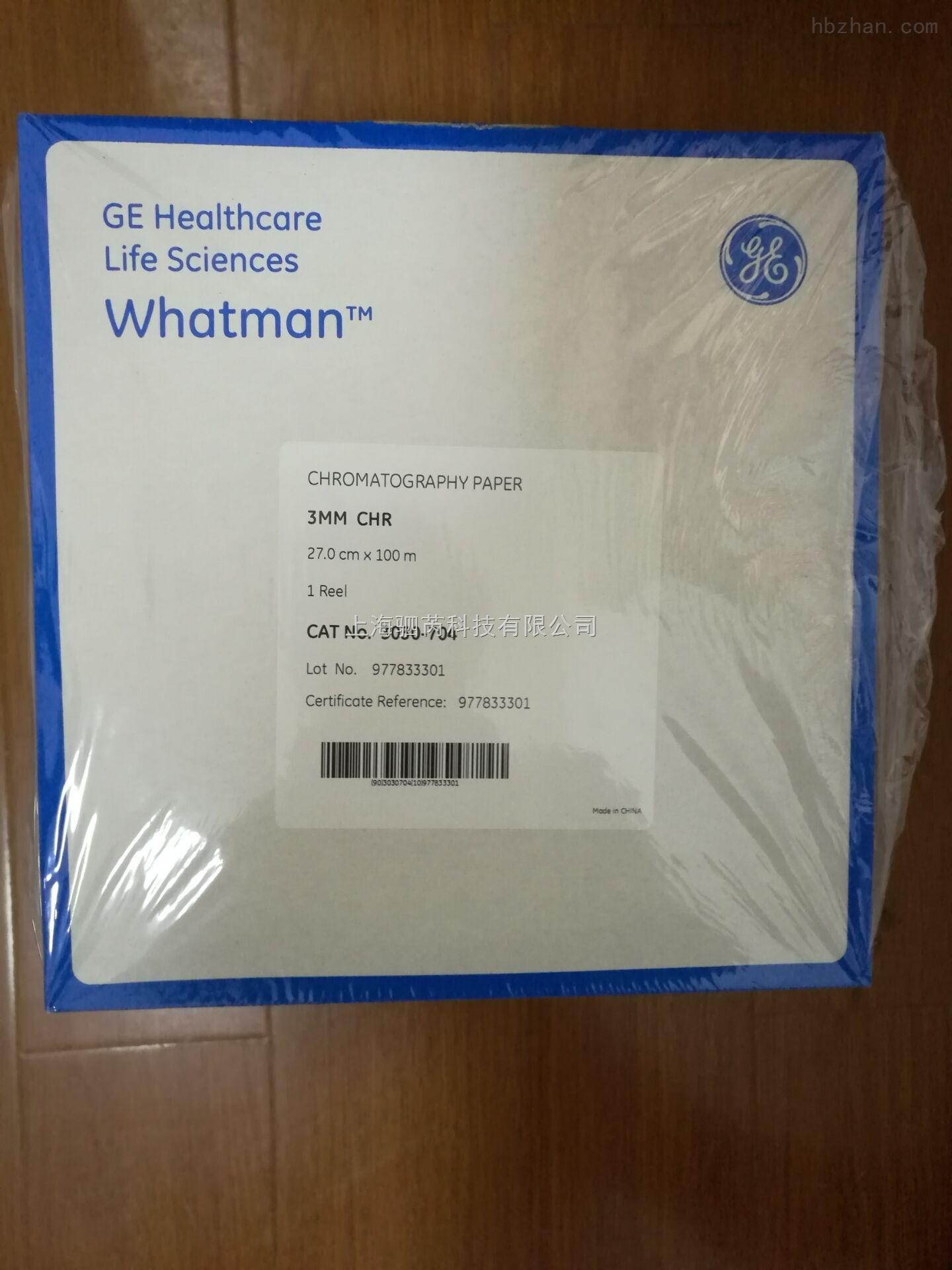 Whatman3MM色谱层析纸