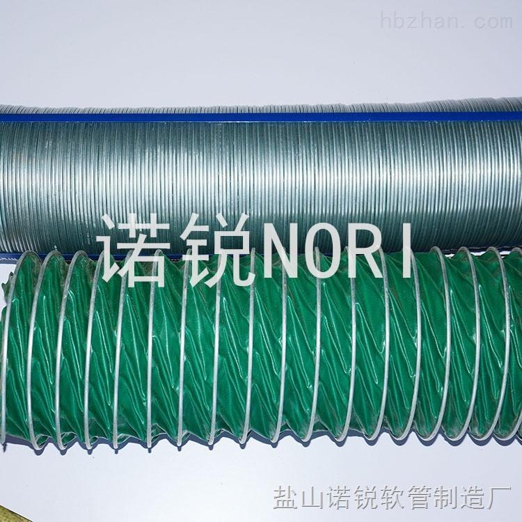 口径600耐拉三防布螺旋风管