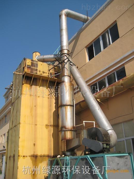 电解铝的烟尘处理设备