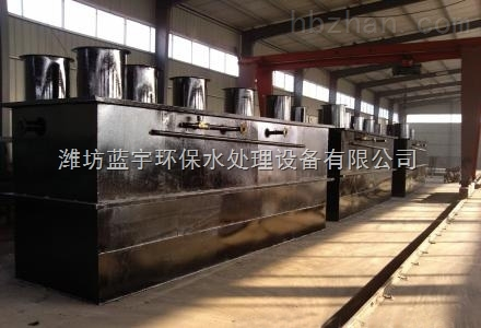 屠宰污水處理設備生產廠家