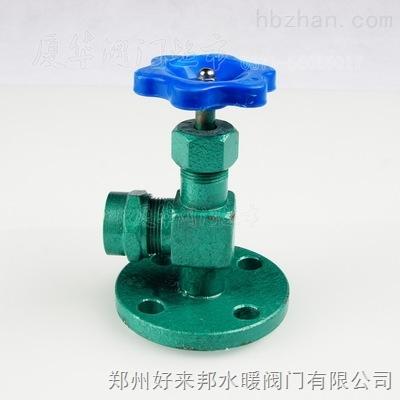 上海昌凯碳钢法兰考克液位计X49H-10C