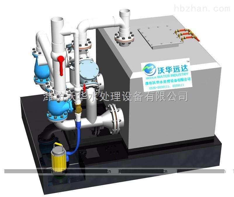 隔油提升一体化设备详细介绍