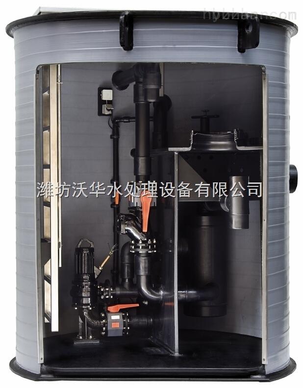 一体化污水提升设备/污水提升器
