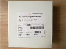 Sartorius赛多利斯25mm聚碳酸酯可换膜针头滤器16517-E