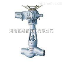 J961Y電動焊接電站截止閥