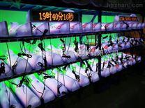 禹城出租车LED显示屏安装