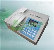 內置多條標準曲線 LB-200經濟型COD速測儀