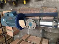 G型变频调速螺杆泵