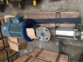 变频调速螺杆泵