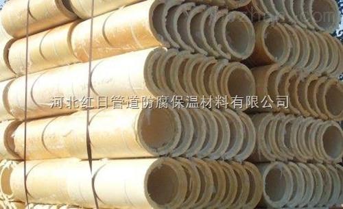 管道防腐聚氨酯保温瓦壳用途