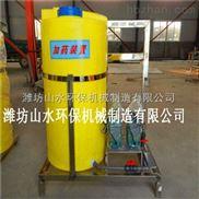 西藏阿里混凝剂加药装置设备设备概述