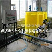 云南开远循环水加药设备