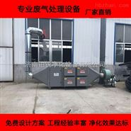 山东轮胎厂废气处理系统方案