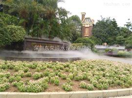 喷泉雾森景观工程