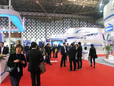 第八届中国(上海)国际流体机械展览会现场呈现