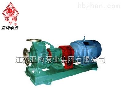 浅析IH型化工离心泵的工业用途