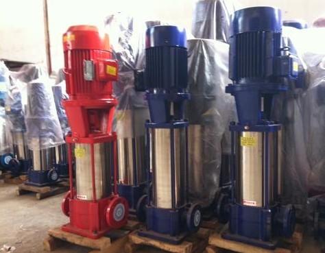 gdl型立式多级离心泵用途与选型