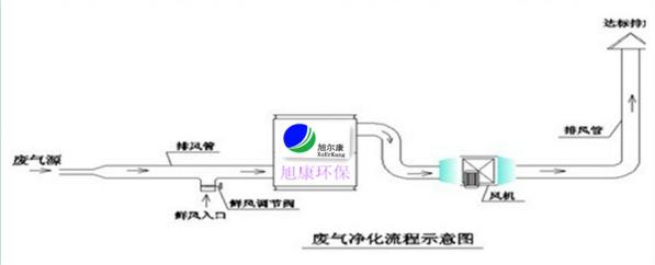 实验室硫醇类废气集中净化器方案