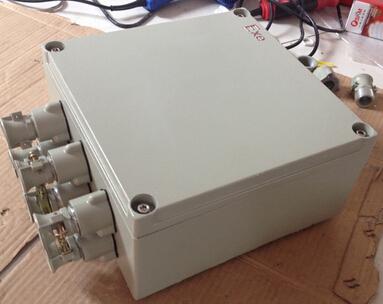 bjx52-24/20防爆接线箱