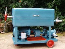 汽轮机润滑油压力滤油机