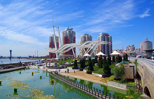天津滨海新区将实施治水工程 2017年基本消除黑臭水体