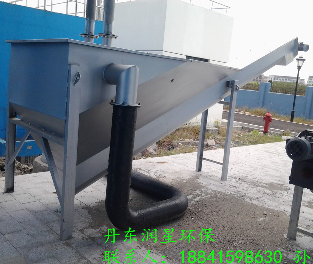 RSF 砂水分离器