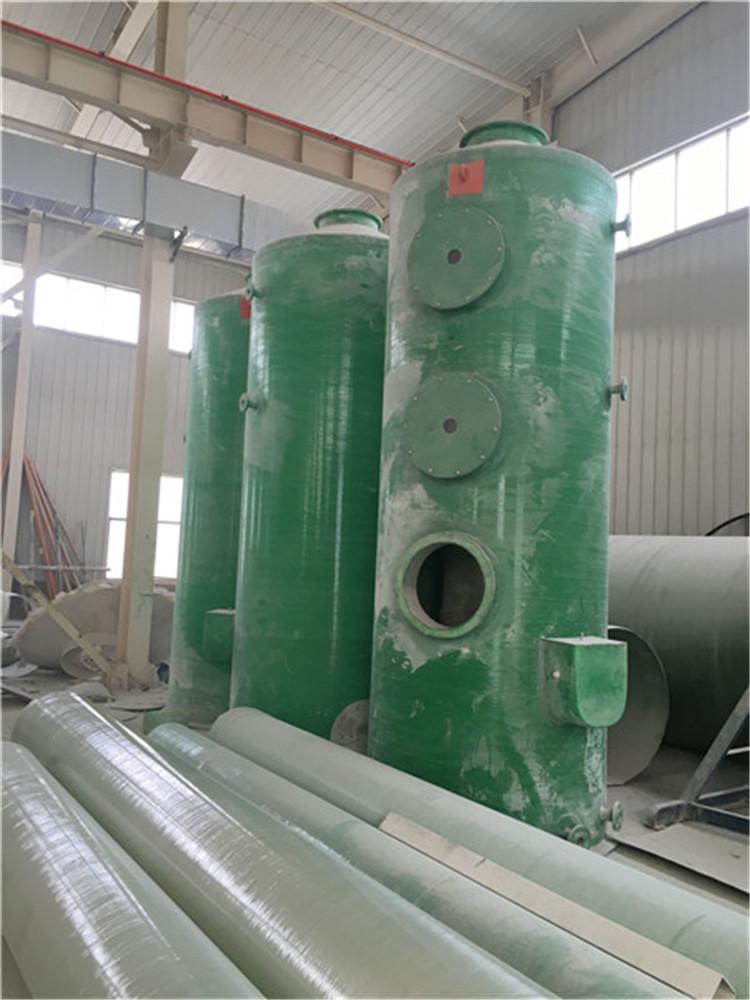 供应喷淋式净化塔 防腐玻璃钢净化塔600