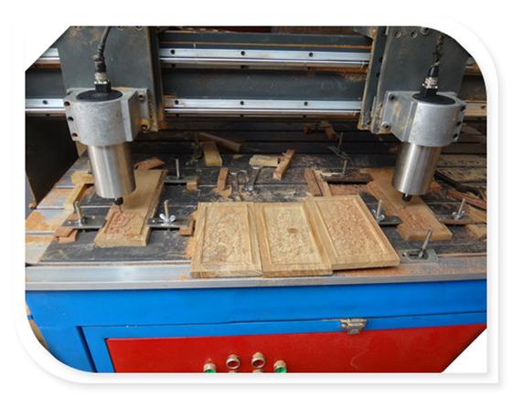 1325-三工序五轴数控雕刻机 木工数控雕刻机 使用寿命