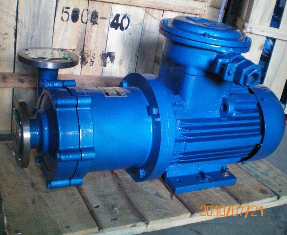 防爆型CQ不鏽鋼磁力泵