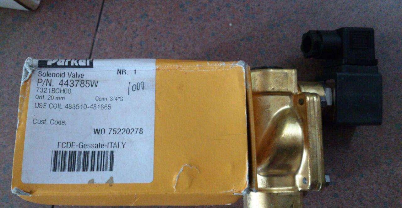 美国派克parker电磁阀主要分类与选型依据图片
