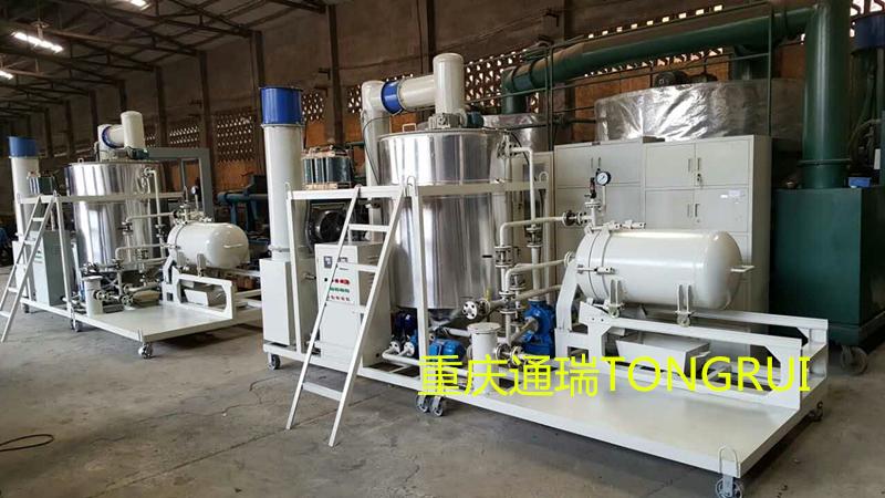 再生滤油机