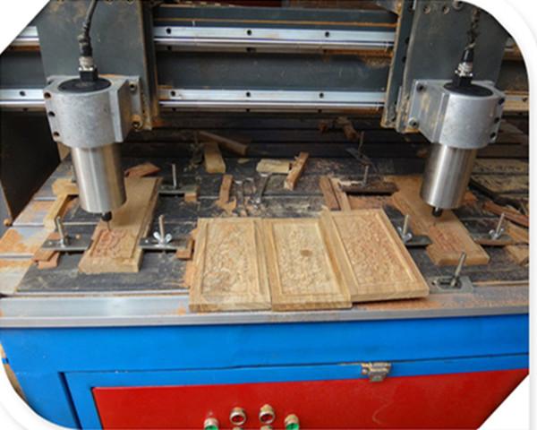 供应三轴全方轨木工数控雕刻机 水冷雕刻