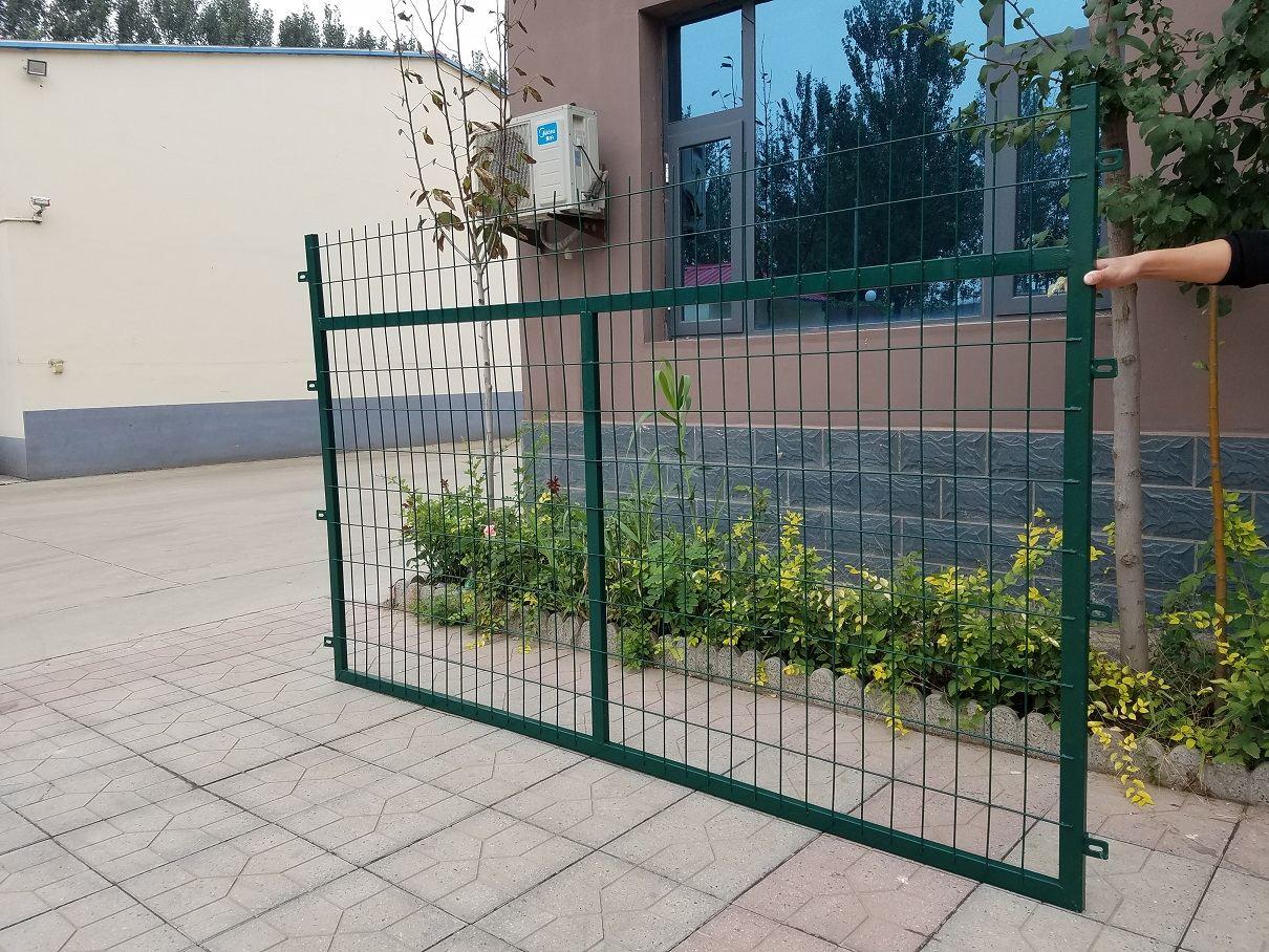 铁路线路防护栅栏2011-8001
