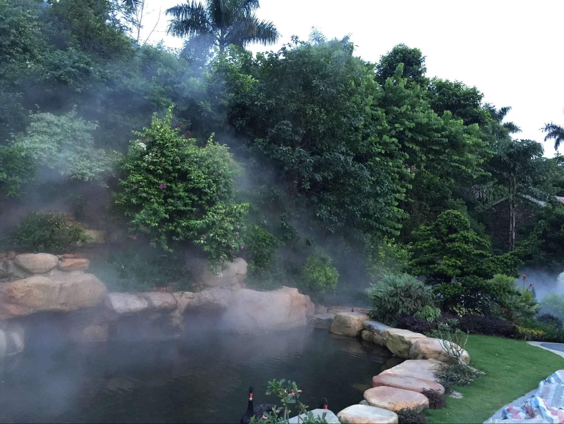 水雾魔豆图案教程